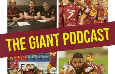 CHECK OUT THIS WEEK'S GIANT PODCAST