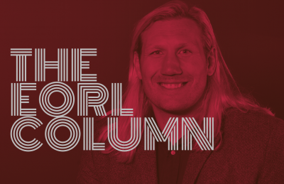 THE EORL COLUMN: PODCASTS, CHALLENGE CUP AND KR TEST
