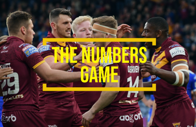 THE NUMBERS GAME: GIANTS VS HULL KR