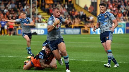 Huddersfield Giants v Castleford Tigers<br>R23 - 16th Jan 2019