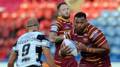 Huddersfield Giants v Hull FC<br>R20 - 16th Jan 2019