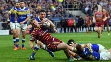 Leeds Rhinos v Huddersfield Giants<br>R17 - 16th Jan 2019