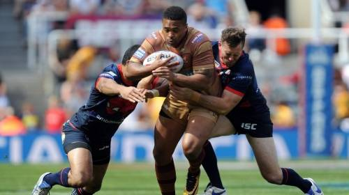 Huddersfield Giants v Wakefield Trinity<br>R15 - 16th Jan 2019