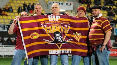 Huddersfield Giants v Catalans<br>R2 - 11th Feb 2019