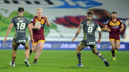 Huddersfield Giants v Warrington<br>R3 - 25th Feb 2019
