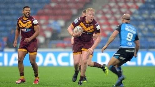 Huddersfield Giants v Hull FC<br>R4 - 4th Mar 2019